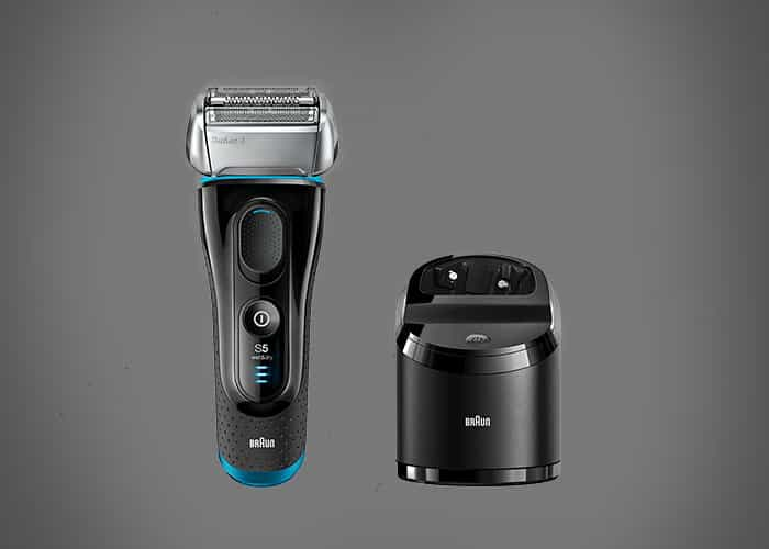braun series 5 5090cc electric shaver review mid price. Black Bedroom Furniture Sets. Home Design Ideas