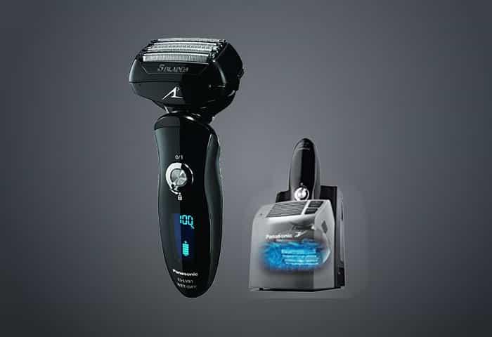 Panasonic ES-LV81-K Arc5 Electric Shaver Review