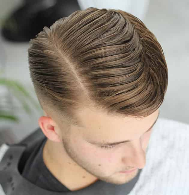 Comb Hairstyle
