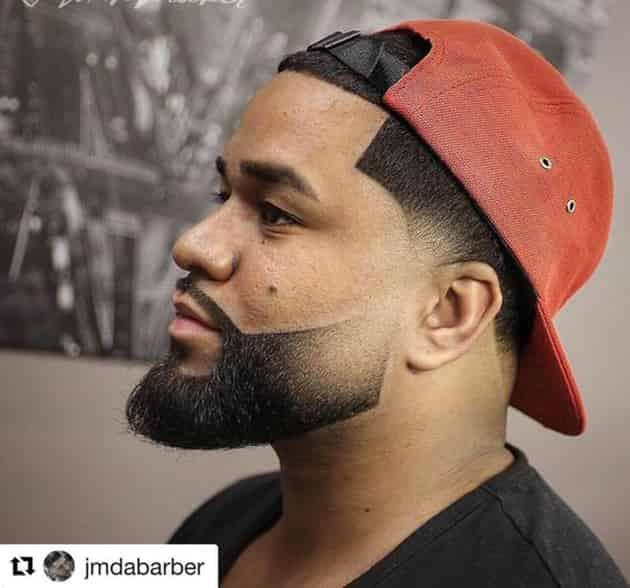Medium shade Beard