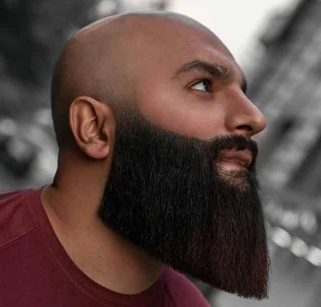 perfect comb beard design