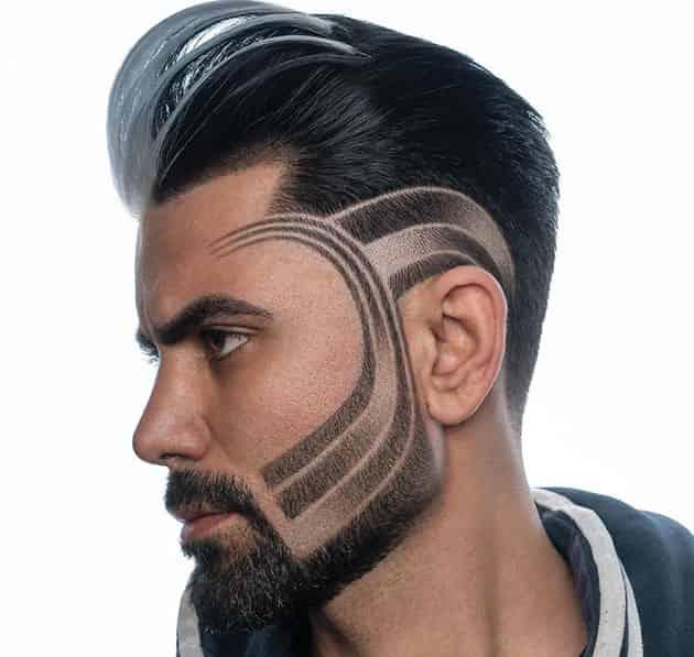 franchise beard