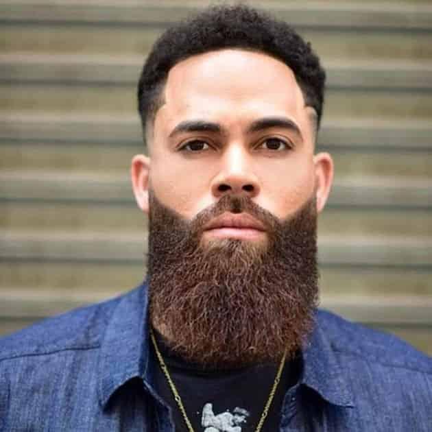 square long beard