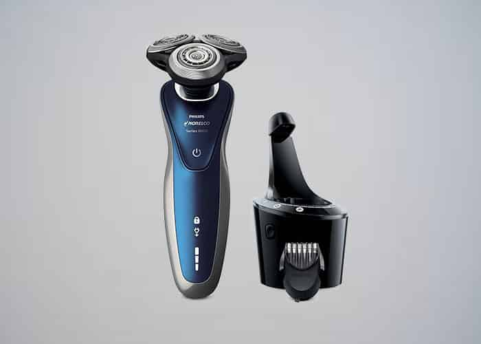 Philips Norelco 8900 Electric Shaver Wet Amp Dry Edition Review
