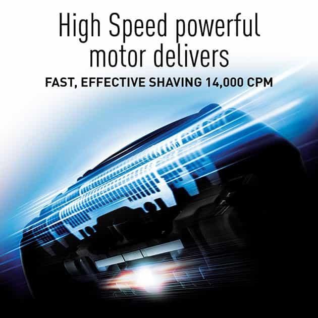 best electric shaver panasonic arc5 14000 CPM Linear Motor