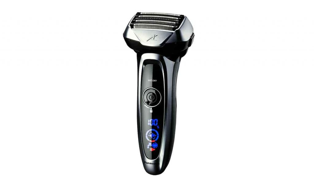 Panasonic ES-LV65 electric shaver - How efficient the 5 bladed shaver is?