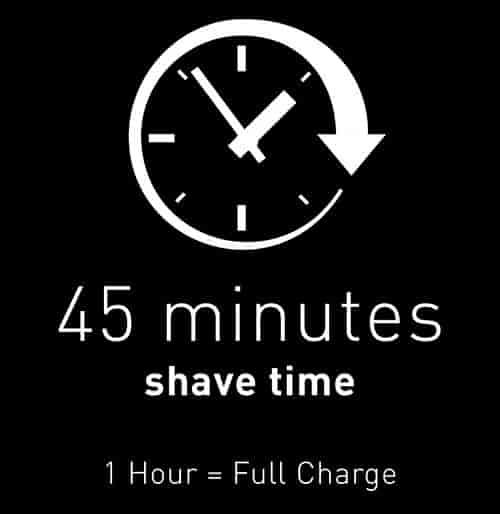 arc4 shaver