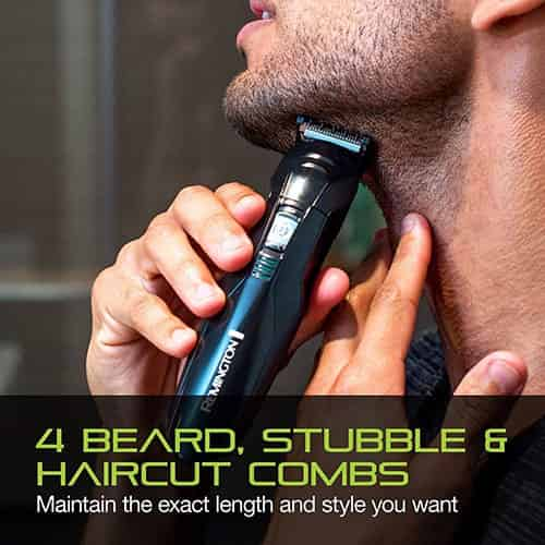 remington pg6025 all in one trimmer combs