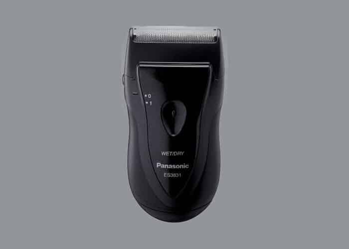 Best Electric travel shaver Panasonic ES3831K