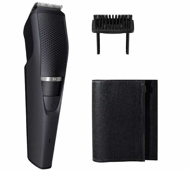Beard trimmer is a real of import tool for men Philips Norelco Beard Trimmer 3000 BT3210/41 Review