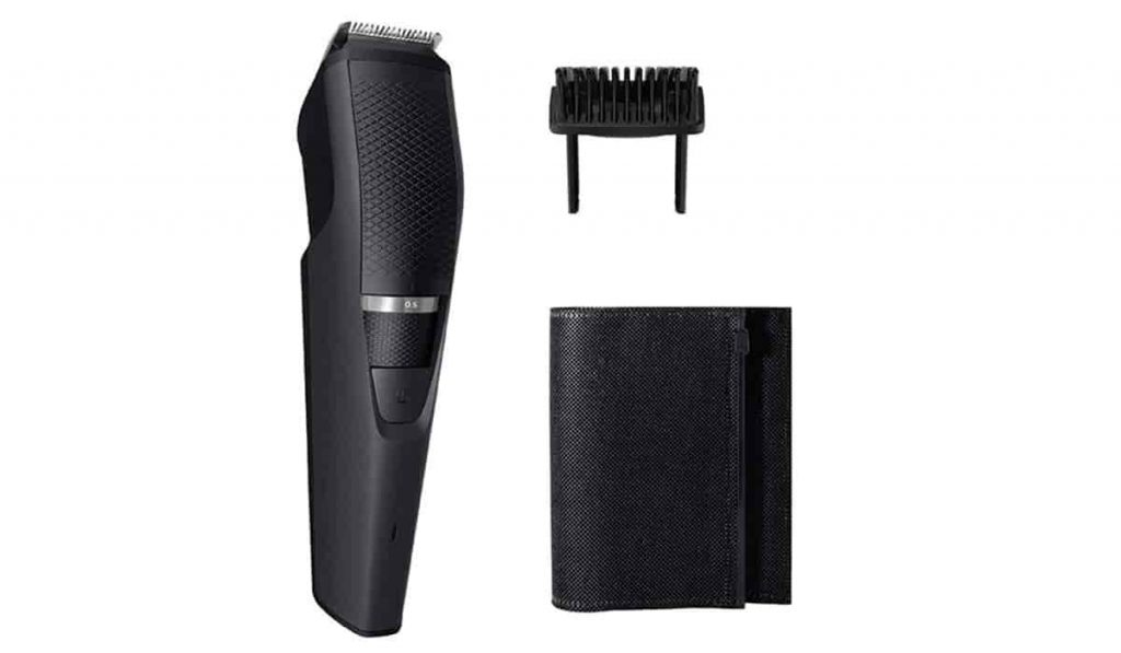 Philips Series 3000 Trimmer Review - Inexpensive beard trimmer