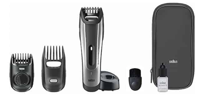 Some people similar a create clean shave as well as some similar a fashionable await of his facial pilus Braun BT5090 Precision Beard Trimmer Review