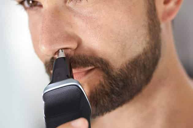 philips norelco multigroom 5000 nose and ear trimmer