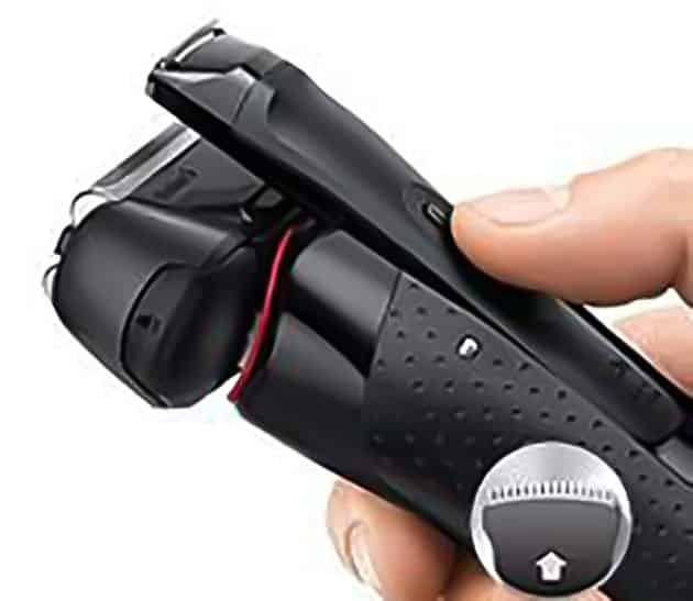 Men necessitate to confront many types of pare problems spell shaving similar  Braun Series v 5030s Electric Shaver Review – Wet/Dry Shaver