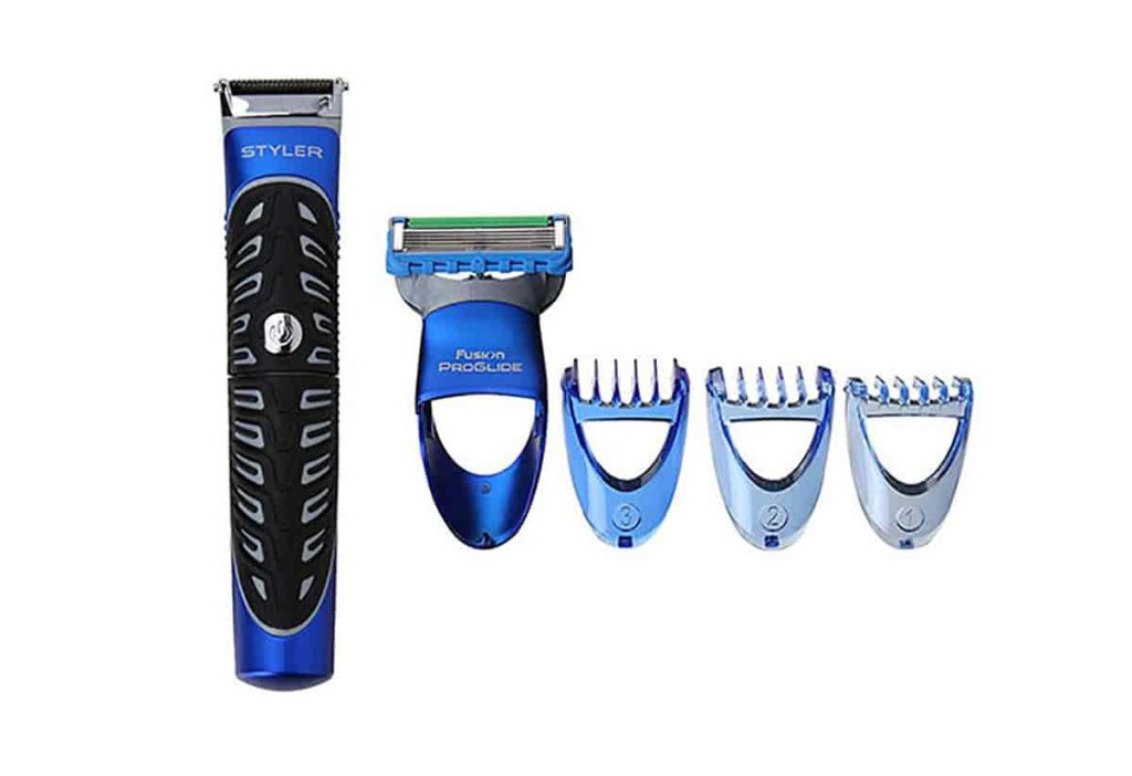 How efficient the inexpensive Gillette Styler 3 in 1 groomer is?
