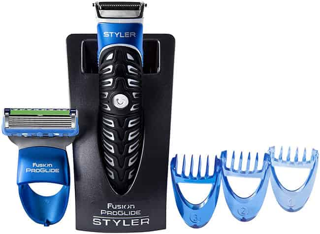 The Gillette Fusion Proglide Styler comes alongside Braun Gillette Fusion Proglide Styler iii inwards 1 Men's Groomer Review