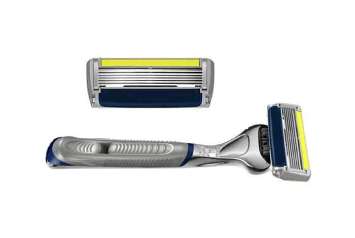 Dorco pace 6 plus disposable razor for close shaving