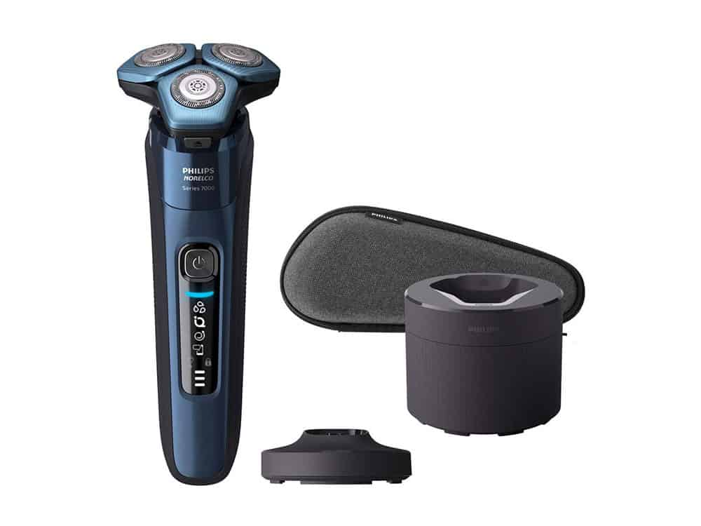 Philips s7000 - Philips Norelco 7700 electric shaver