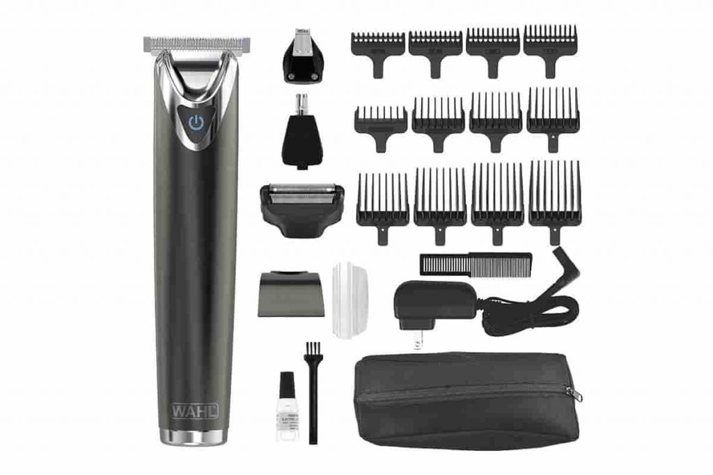 Wahl Lithium Ion+ trimmer - Wahl 9864 All in one groomer