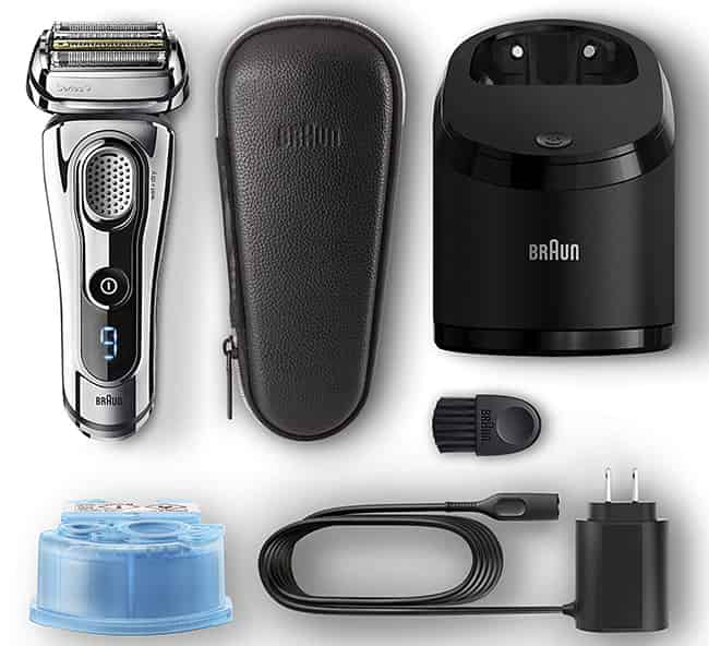 Braun is a rattling pop advert piece talking virtually electrical shavers Braun Series ix 9296cc Electric Shaver Review – Upgraded Braun 9295cc