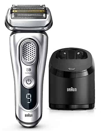 What is the best electric shaver for men - Braun series 9 9390cc