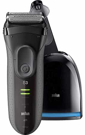 What is the best electric shaver for men - Braun Series 3 ProSkin