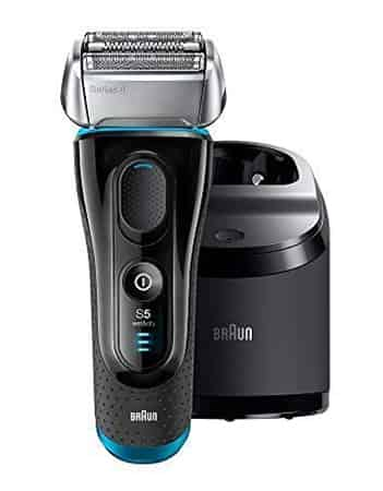 What is the best electric shaver for men - Braun Series 5 5195cc