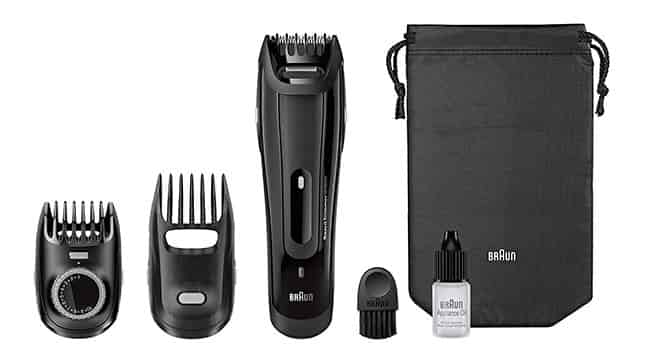 A construct clean shave gives you lot a swell aspect but amongst fourth dimension Braun BT5070 Beard Trimmer Review
