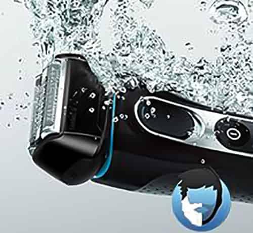 waterproof shaver