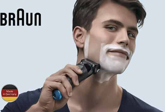 wet dry shaver