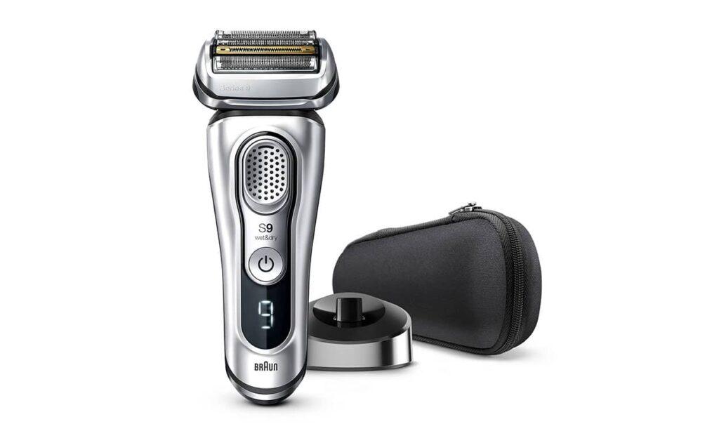 Braun Series 9 9330s electric shaver