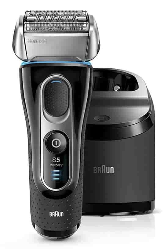 What is the best Braun Series 5 shaver - Braun 5195cc