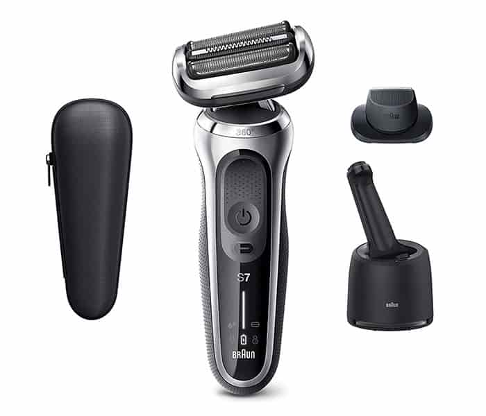 Braun Series 7 7071cc Shaver - What you should know about the new generation Series 7 shavers?